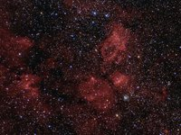 Cassiopeia and Cepheus