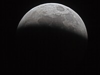 Total Eclipse of the Moon, 2019